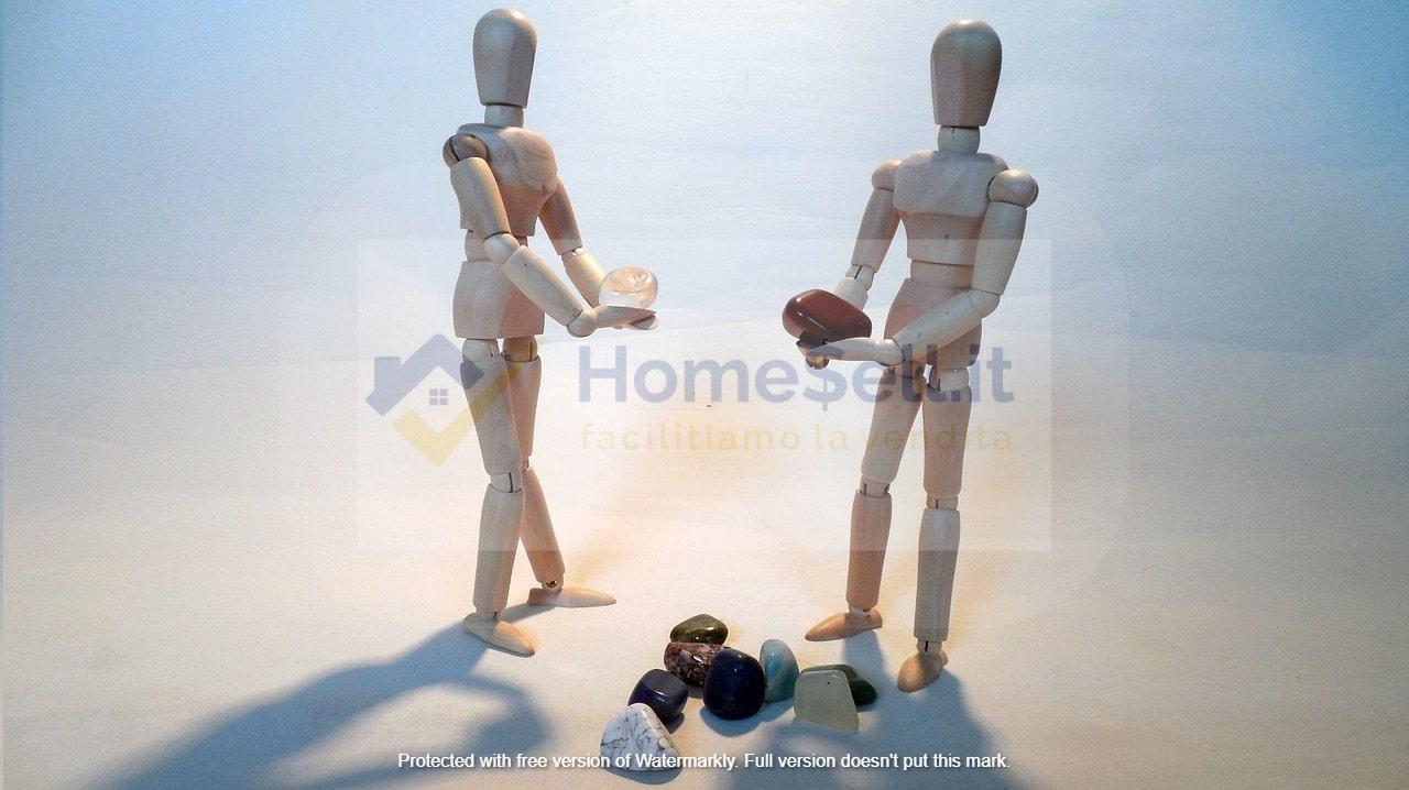 permuta casa con agenzia immobiliare HomeSell.it