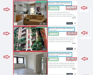 come si scrive un annuncio di una casa in vendita